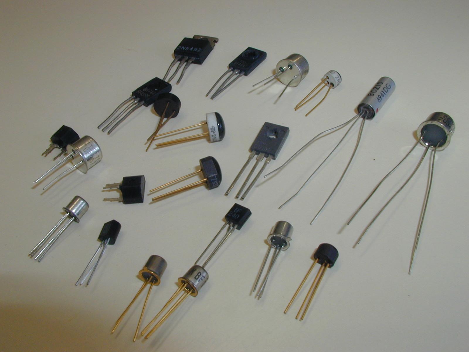 O que s o trans stores eletricidade e eletr nica for Transistor fonction